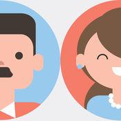 我的未来宝宝 – 从您儿子或女儿的面部照片看到您的成年孩