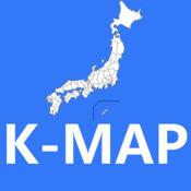 K-Map 地図にメモして共有しよう