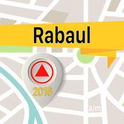 拉包爾 离线地图导航和指南
