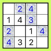 4x4 to 6x6!简易数独 for 超级初学者