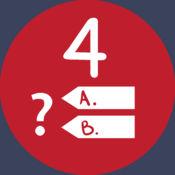 4级单词AorB-四级...