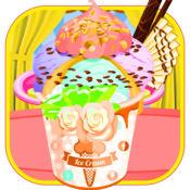 我的冰淇淋餐厅-...