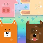 我的动物梦 - 卡通狗狗快乐世界(经典)