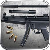 金羚: 枪战王者争霸赛 CF穿越火线精英金羚MP5原型枪 枪械