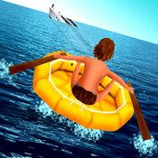 在海上失踪:投远救生筏的生存战斗 - 免费版 1