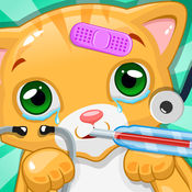 我的小猫咪医生:宝贝宠物兽医游戏的孩子 1