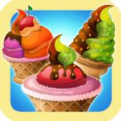 我的小冷冻糖果零食厂商游戏广告的免费应用
