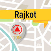Rajkot 离线地图导航和指南