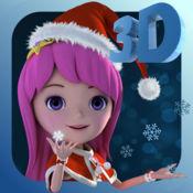 迷失圣诞3D-重力感应的高IQ游戏