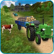 真实 农场 拖拉机 模拟