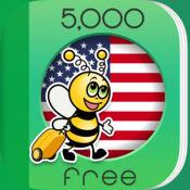 5000条短语 - 免费学习美国英语语言 - 来自于 FunEasyLear