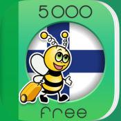 5000条短语 - 免费学习芬兰语语言 - 来自于 FunEasyLearn