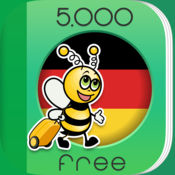 5000条短语 - 免费学习德语语言 - 来自于 FunEasyLearn 的
