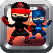 我的超级力量的忍者英雄设计和复制疯狂游戏