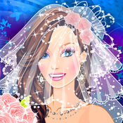 爱钻石: 新娘礼服。女孩时尚线传奇。