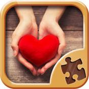 爱情游戏 拼图 - 真正的益智游戏