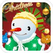 可爱雪人圣诞装扮-装扮养成免费小游戏 1