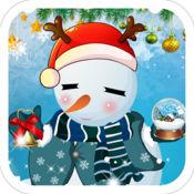 圣诞节雪人-公主装扮换装搭配宝宝游戏 1.1