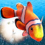 卡通 海底 动物 世界 手游