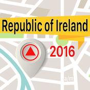 爱尔兰 离线地图导航和指南 1