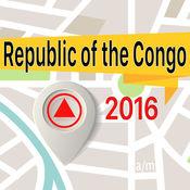 刚果 离线地图导航和指南 1