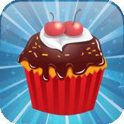 纸杯蛋糕老板:有趣的免费蛋糕甜品制作 : Cup Cake Boss : F