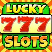 幸运的赌场老虎机 - 玩旋转和胜利趣味每日奖金游戏