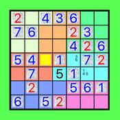 7x7!? 容易的数独 修改版本 1.1