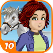 我的青少年生活Horse世界的故事临 - 稳定聊天社交游戏集 1
