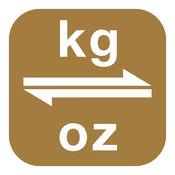 千克换算为盎司 | kg换算为oz