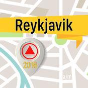 雷克亞維克 离线地图导航和指南