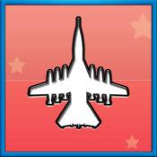 疯狂的飞行员 - 飞行的飞机上通过的障碍和互换闪避