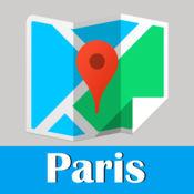 巴黎旅游指南地铁定位去哪儿法国世界地图 Paris metro ratp map guide