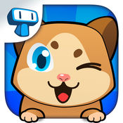 My Virtual Hamster ~ 可爱的动物游戏