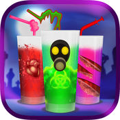我的邪恶冷冻僵尸Slushies游戏 - 广告的免费应用