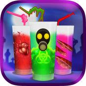 我的邪恶冷冻僵尸Slushies游戏 - 免费应用程序