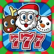 圣诞快乐 ! 圣诞老人的欢乐幸运角子老虎机