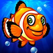 海洋动物有趣的益智 (Ocean Animals Puzzle) - 幼儿和儿童