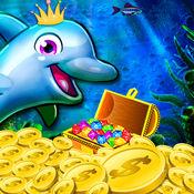 海洋推银金币机街机游戏