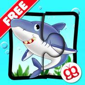 儿童拼图123 - 海洋世界篇免费版 - 儿童最快乐的学习游戏