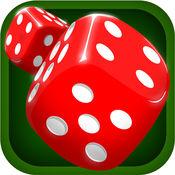 临骰子一万 - 滚动那些幸运骰子 - 经典Farkle 10000乐趣!