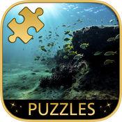 海洋 - 益智游戏