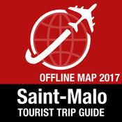 Saint Malo 旅游指南+离线地图