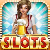 啤酒节老虎机-最好的休闲啤酒主题老虎机游戏