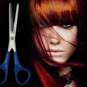 渐变色染发发型设计相机 – 尝试新的颜色和发型改变你的样
