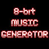 8位音乐发生器 (8-bit Music Generator)