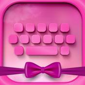 键盘主题女孩