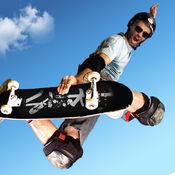 临滑板滑板少年 - 极限特技3D