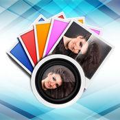 照片搅拌机终极编辑 – 使照片同文本和绘图和双重曝光的效果