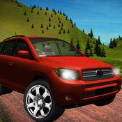 路豪华 4 × 4 汽车驾驶司机模拟器